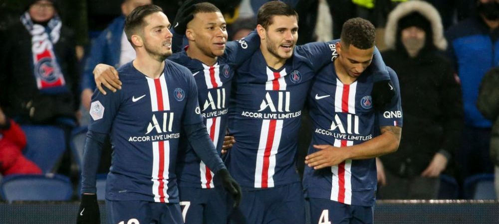 Prima LOVITURA data de PSG pe piata transferurilor! Francezii au luat un atacant de 50 de milioane de euro