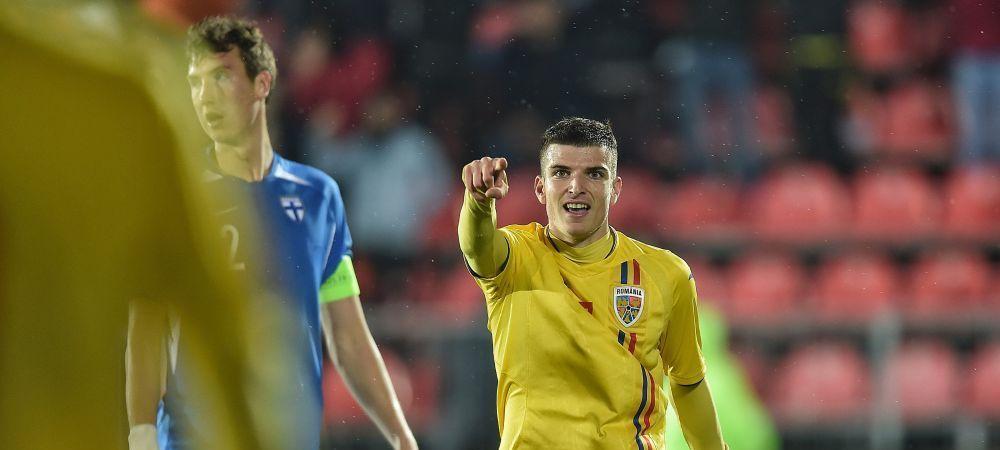 Curg ofertele pentru Valentin Mihaila! Atacantul Craiovei este dorit de o echipa din Serie A! Ce scriu italienii