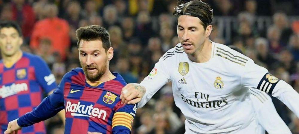 Cluburile din La Liga pot incepe antrenamentele colective! Barcelona si Real Madrid, din ce in ce mai aproape sa revina pe teren