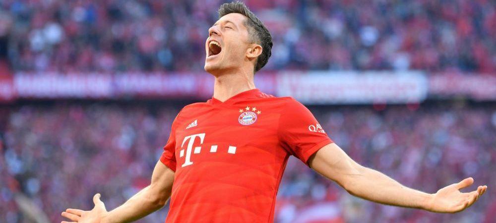 Lewandowski e de NEOPRIT! Executie de mare finete a polonezului care a ajuns la 29 de goluri in Bundesliga   VIDEO cu reusita atacantului