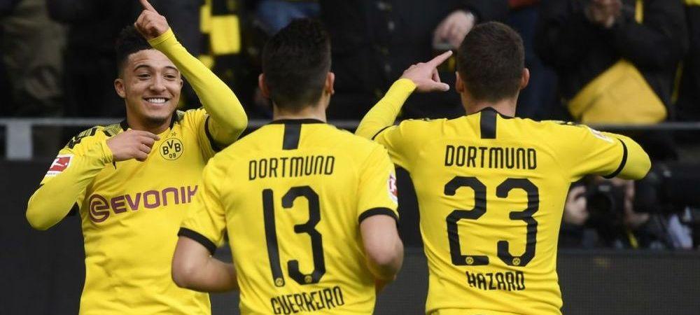Paderborn 1-6 Dortmund | HAT-TRICK SANCHO! Borussia o distruge pe Paderborn la ea acasa si pastreaza vii sperantele la titlu