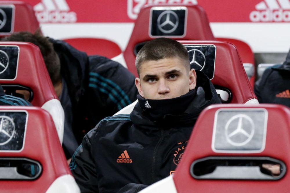 SUPER-TRANSFER pentru Razvan Marin! Mijlocasul roman pleaca de la Ajax si ar putea ajunge la o echipa URIASA din Europa