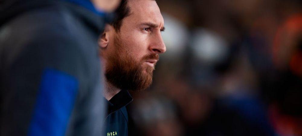 """Leo Messi, mai uman ca niciodata! Declaratia argentinianului despre pandemie: """"Sunt foarte frustrat din cauza asta!"""""""