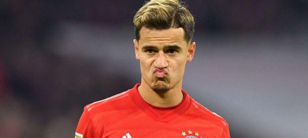 'BATAIE' in Premier League pentru semnatura lui Coutinho! Englezii fac ANUNTUL: ei sunt marii favoriti! Unde poate ajunge brazilianul