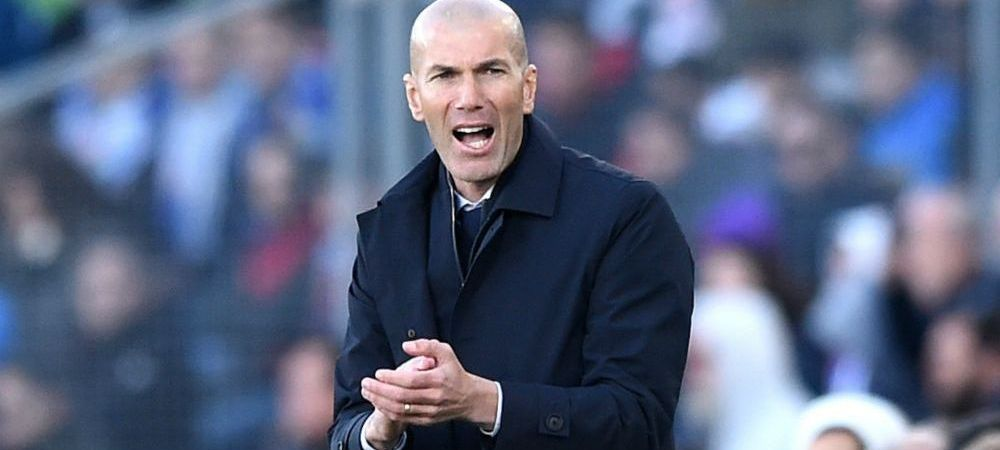 """Zidane da lovitura! Fotbalistul pe care il doreste cu orice pret la Real a acceptat oferta: """"Iubesc Madridul si il iubesc pe Zidane!"""""""