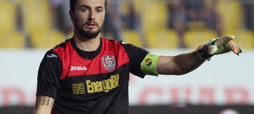 """Un fost jucator de la CFR Cluj s-a indrgostit de Romania:""""Vreau sa ma intorc, am fost foarte fericit aici!"""" Ce spune despre experienta din Liga 1"""