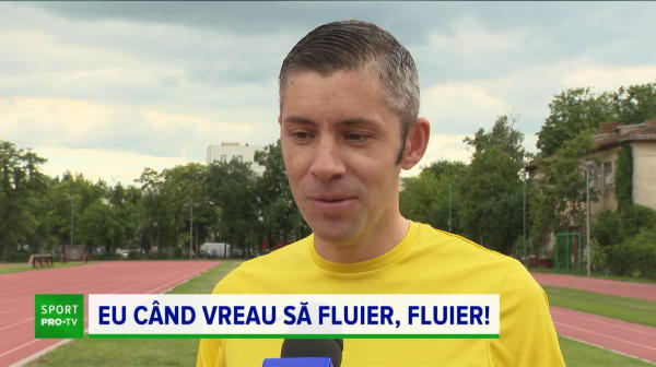 """Arbitrii din Liga 1 viseaza si ei la revenire! Deplasarile vor fi o problema majora: """"Pana la Botosani sau Cluj e consum nervos si de toate felurile"""""""