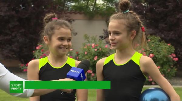 Gemenele unui fost dinamovist vor sa aduca medalii OLIMPICE pentru Romania la gimnastica! :)