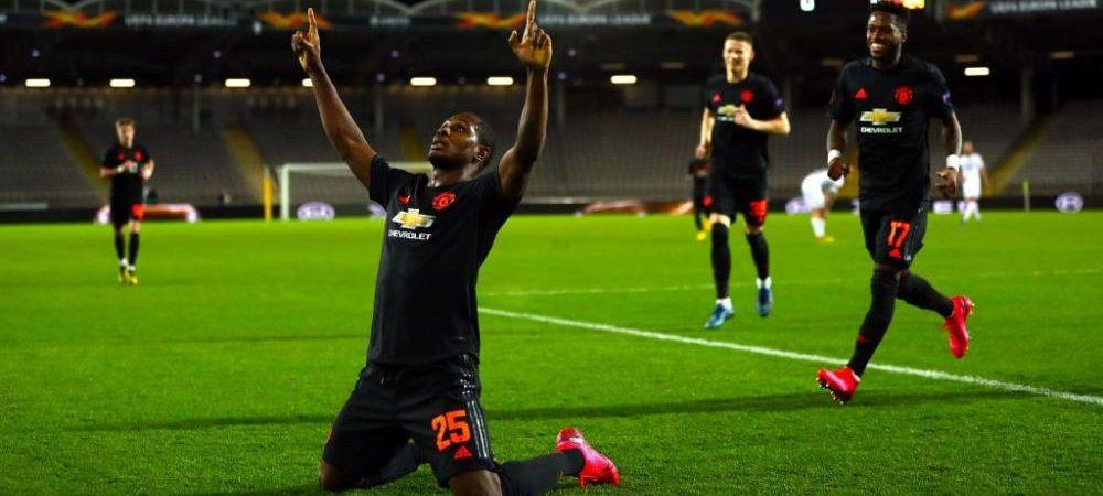 E OFICIAL! Primul nigerian din istoria lui Manchester United ramane pe Old Trafford