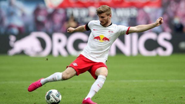 Leipzig ramane fara unul dintre cei mai importanti jucatori! Timo Werner pleaca de la echipa