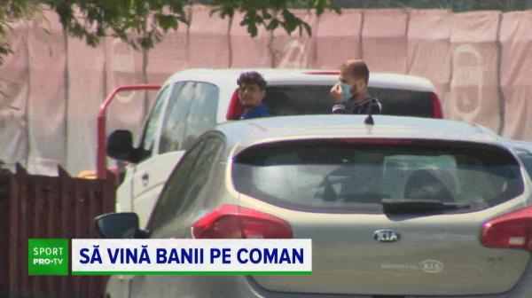 "Gigi Becali CONFIRMA! Florinel Coman va fi vandut, dar pretul nu a fost dezvaluit! Mesaj pentru turci: ""Bye bye Galatasaray!"" :)"