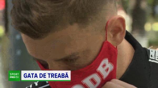 """""""De doi ani se tot vinde Dinamo, nu mai cred nimic!"""" Un fotbalist din Stefan cel Mare s-a saturat de speculatii si vrea totul oficial"""