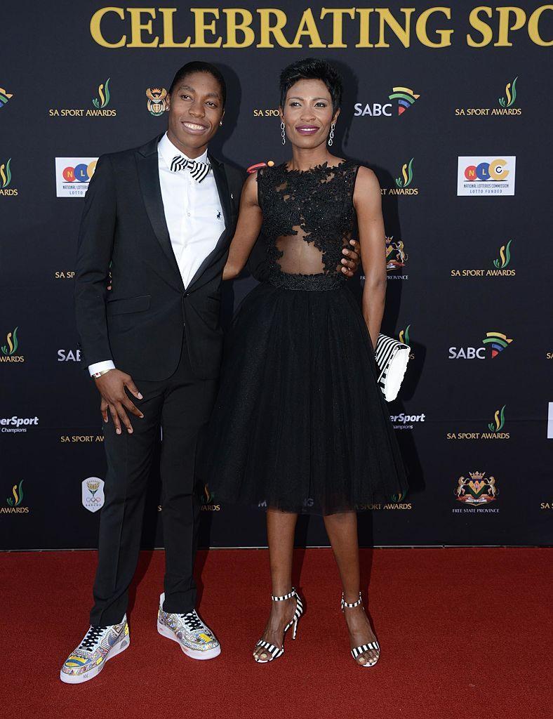 Atleta-barbat Caster Semenya va avea un copil cu sotia Violet! Toti se intreaba CUM A FOST POSIBIL