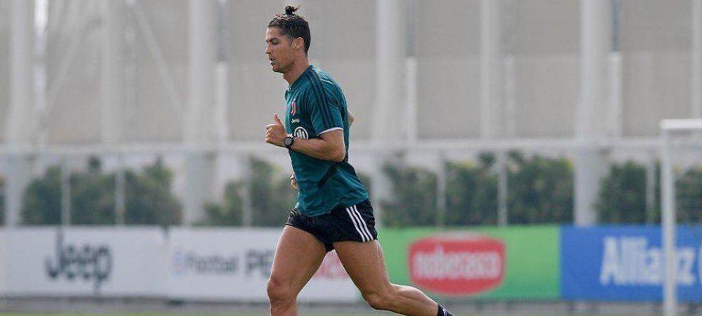 Cristiano Ronaldo s-a costumat in Aladin si s-a pregatit de petrecere! Aparitia SENZATIONALA a starului portughez