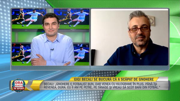 "Bogdan Vintila, contract PE VIATA cu FCSB! Gigi Becali: ""Cand pleaca pe ultimul drum termina contractul!"" :))"