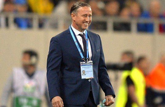 """Declaratia momentului vine de la Sibiu:""""Pai, daca ar fi buget de 20 de milioane de euro, ar veni si Reghe antrenor"""""""