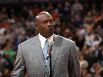 Inca o legenda a sportului se implica in lupta anti-rasism! Ce donatie importanta va face Michael Jordan