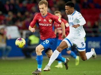 """Fabulos! A uitat ca joaca la echipa rivala de mai bine de un an: """"Am oferte, dar ma simt bine la CSKA!"""""""