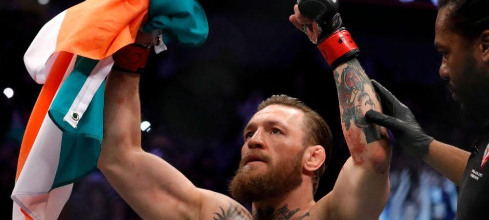 "Conor McGregor si-a anuntat retragerea din MMA: ""Am decis sa ma retrag din lupte!"""