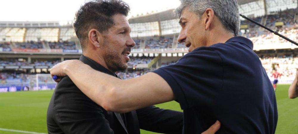 Infrangere dureroasa pentru Zidane, Setien si Simeone! Cine a castigat trofeul pentru cel mai bun antrenor al sezonului in Spania!