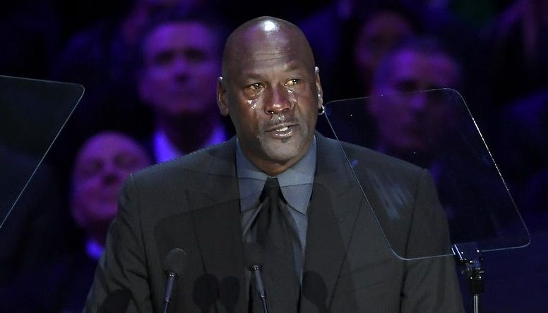 "Michael Jordan isi striga furia! ""Nu mai putem accepta asa ceva! Trebuie sa ne uitam in oglinda!"""