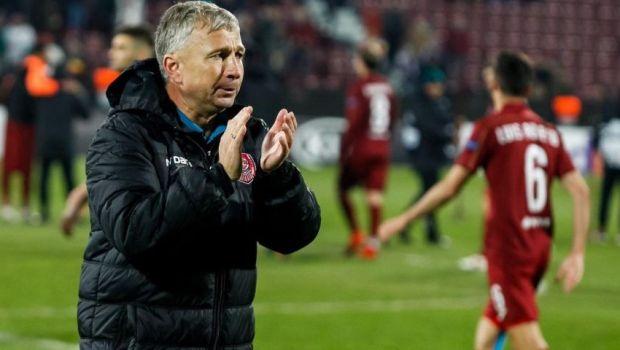 Dan Petrescu a reusit un transfer important la CFR Cluj! 300.000 de euro pentru un triplu campion al Romaniei