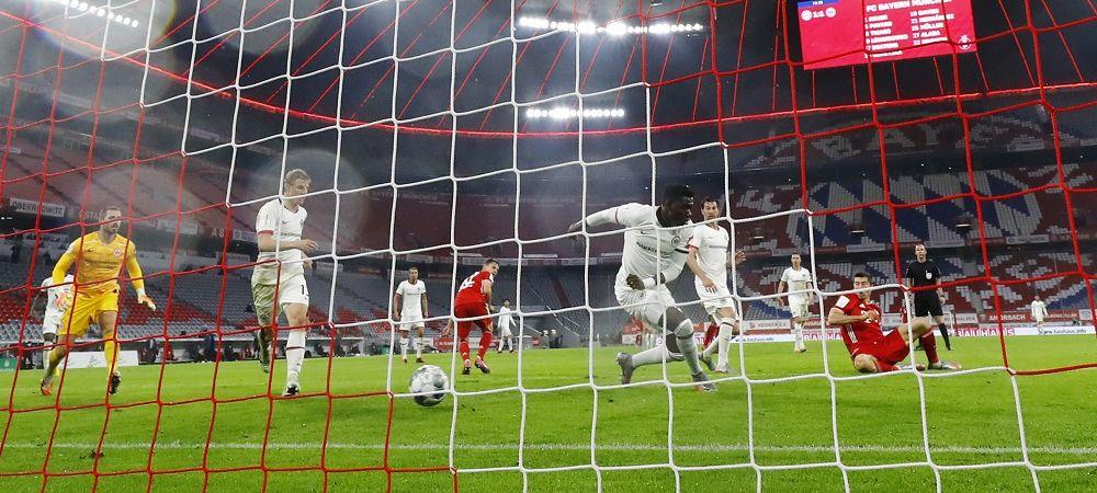 Bayern Munchen, pentru al treilea an consecutiv in finala Cupei Germaniei! Bavarezii sunt neinvinsi de la reluarea fotbalului dupa pandemie!