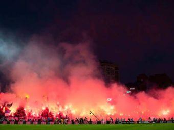 DEZASTRU TOTAL dupa derby! Focar de infectie dupa ce 7 fani au fost depistati pozitiv de Covid-19 dupa ce au mers la stadion