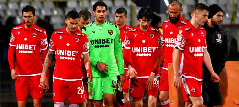 """Reactii misterioase ale jucatorilor de la Dinamo: """"E greu de spus daca am intrat sau nu in contact cu el!"""" Antrenamentul a fost anulat: """"Nu credem ca vom mai juca cu Chindia"""""""