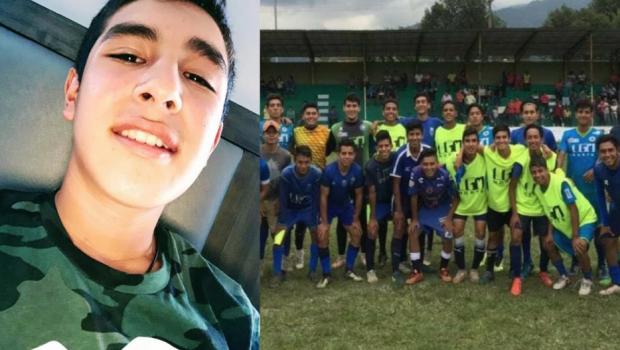 Caz SOCANT in Mexic, unde politistii au impuscat mortal un fotbalist de 16 ani! Au inceput proteste violente, iar mama acestuia acuza autoritatile