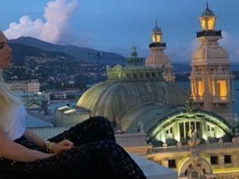 """Isi face de cap in PARADIS! Imagini """"hot"""" cu sotia lui Francesco Totti, SINGURA, la Monte Carlo"""