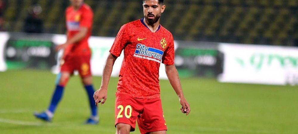 """L-a scos dupa doar 30 de minute si acum il face PRAF! Gigi Becali pune tunurile pe Vina: """"Nu cred ca stie ca e pe terenul de fotbal!"""""""