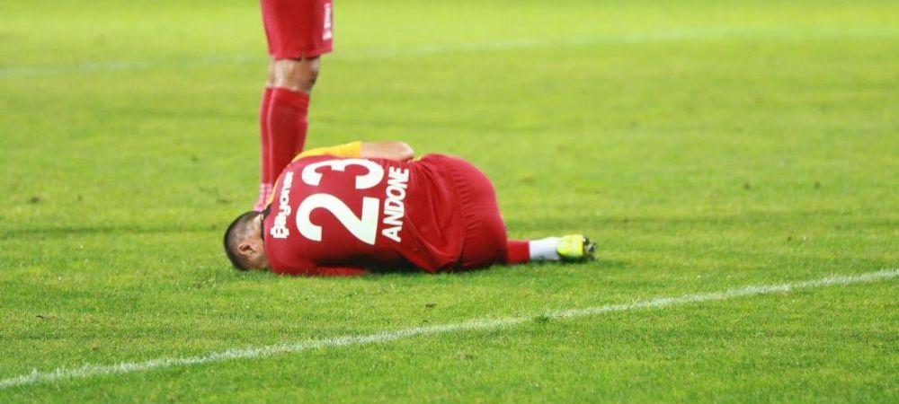 Rizespor, mesaj pentru Florin Andone dupa ce portarul i-a facut PRAF genunchiul! Ce au transmis turcii