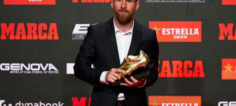 """Lupta pentru GHEATA DE AUR se ascute! """"Lewa"""" e primul, surprize pe podium, Messi si Ronaldo la egalitate. Pe ce loc e Florinel Coman"""