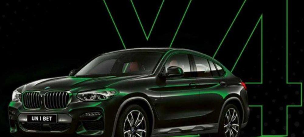 (P) Campania de vară Unibet: un BMW X4 și alte 2200 de premii la pariuri sportive