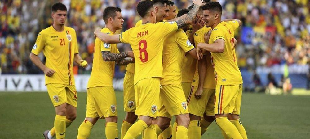 CALIFICARE mai lejera la Euro pentru nationala U21 si TURNEU FINAL in 2 etape! Anuntul UEFA care vizeaza nationala lui Mutu