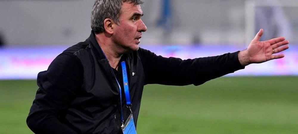"""Hagi a promovat un nou pusti in Liga 1! Prima reactie a 'Regelui' dupa infrangerea cu Chindia: """"Rezultatul e corect! Cu echipa asta am batut Craiova cu 3-0"""""""