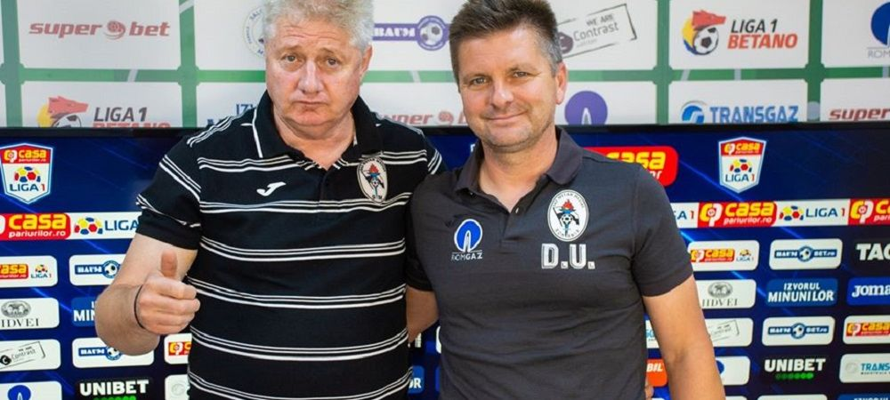 Dusan Uhrin, prezentat oficial la Gaz Metan! Ce a declarat antrenorul inainte de meciul cu FCSB si ce planuri are pentru sezonul viitor