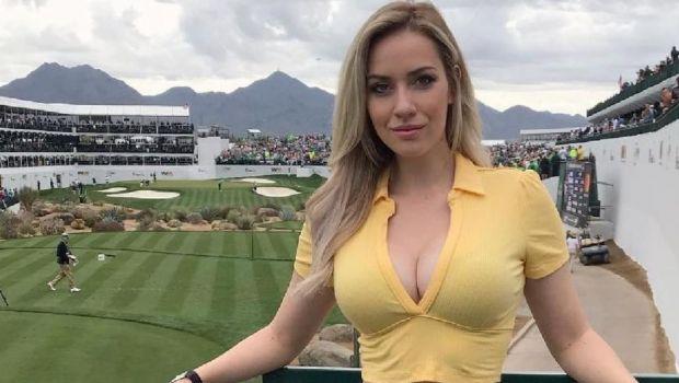 """""""Nu port lenjerie in timpul jocului!"""" Paige Spiranac, sexy-jucatoarea de golf, face dezvaluiri INCENDIARE din timpul partidelor   GALERIE FOTO"""