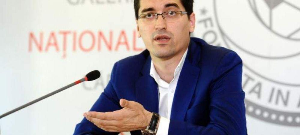 """Razvan Burleanu continua atacul la adresa LPF! """"Justin Stefan vrea sa mosteneasca locul primit pe tava de Gino Iorgulescu!"""""""