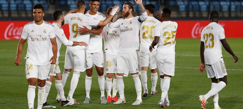 FINAL   Real Madrid 3-0 Valencia   Lupta pentru titlu continua in Spania! Real tine aproape de Barcelona dupa o victorie SENZATIONALA