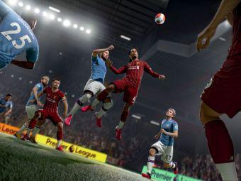 Primele IMAGINI cu FIFA 21! Cum arata cel mai asteptat joc al momentului