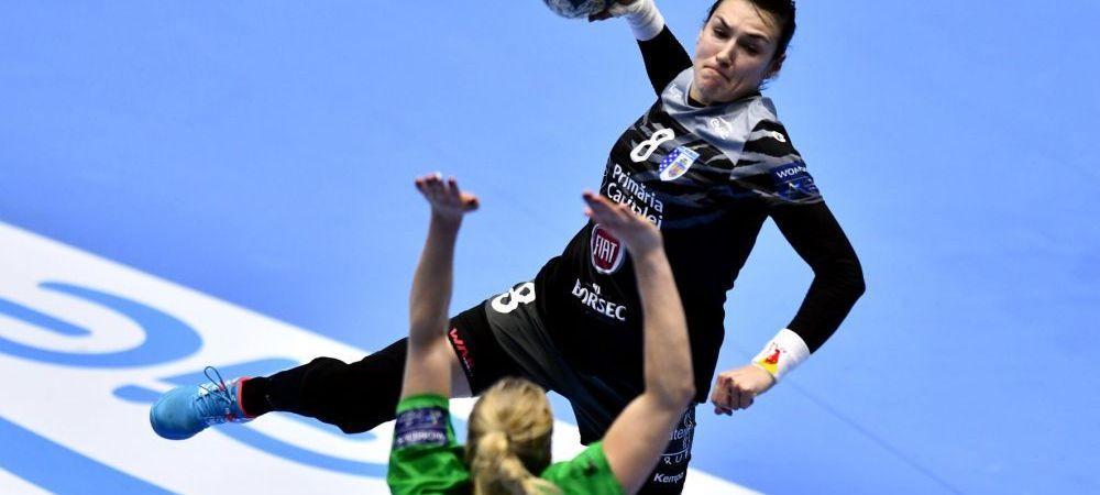 ULTIMA ORA! Wildcard pentru CSM Bucuresti in Liga Campionilor! Dinamo, lasata in afara competitiei de Federatia Europeana