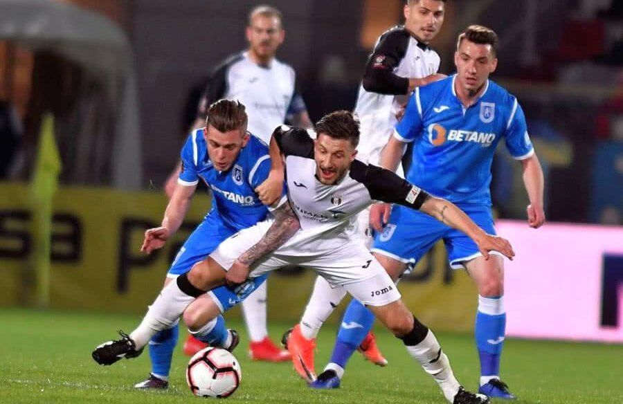 CS U Craiova - Astra, LIVE SCORE de la ora 20:00 | Oltenii cauta victoria care i-ar duce pe locul 2 in clasamentul Ligii 1