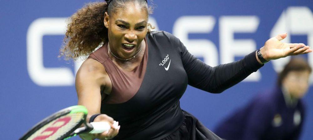 Avantaj nedrept!? Organizatorii US Open i-au trimis Serenei Williams suprafata oficiala de joc la domiciliu, pentru a se antrena mai bine!