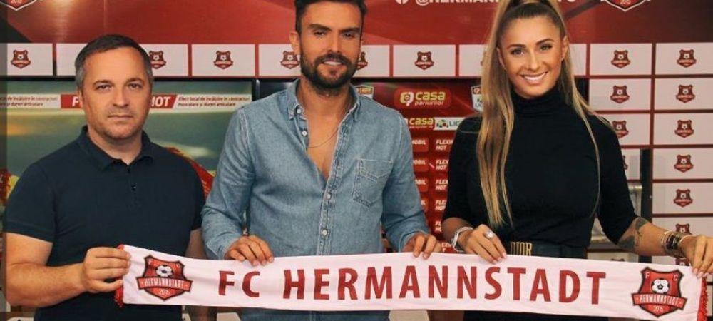 Anamaria Prodan, prima decizie MAJORA dupa ce a preluat-o pe Hermannstadt! Clubul a facut anuntul OFICIAL