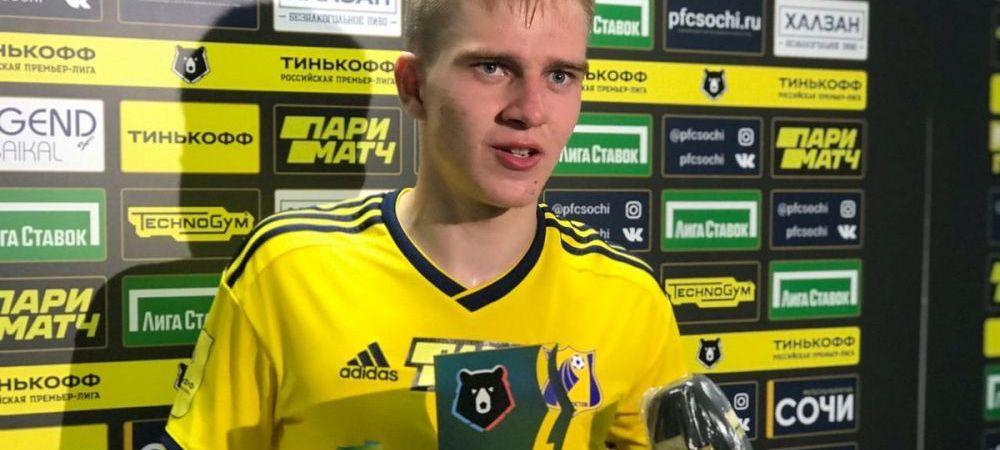 FABULOS! A incasat 10 goluri, dar a fost declarat 'omul meciului'! Portarul de 17 ani care a uimit lumea fotbalului