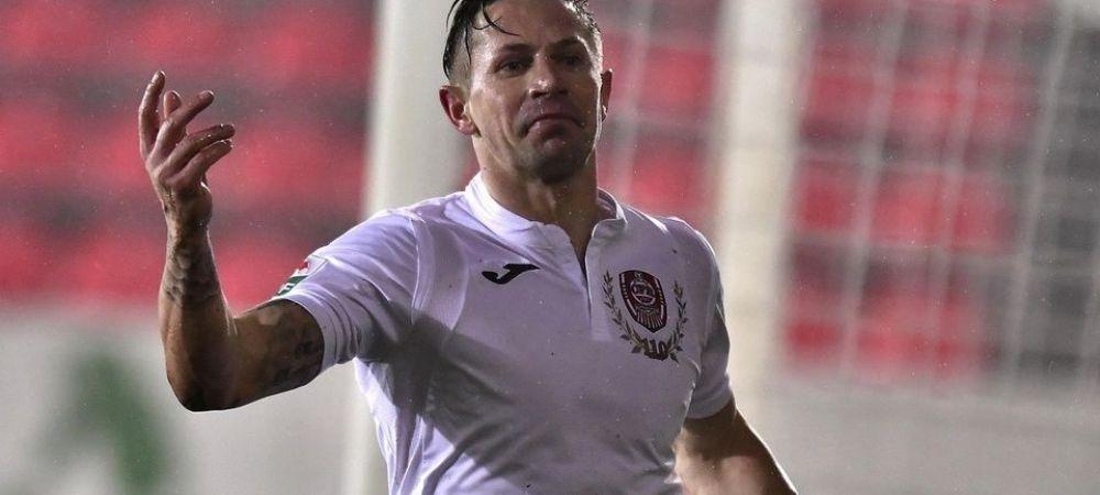"""""""Gandesc mai greu acum, dar important e ca am castigat!"""" Prima reactie a lui Ciprian Deac dupa ce a ajuns la 50 de goluri in Liga 1"""