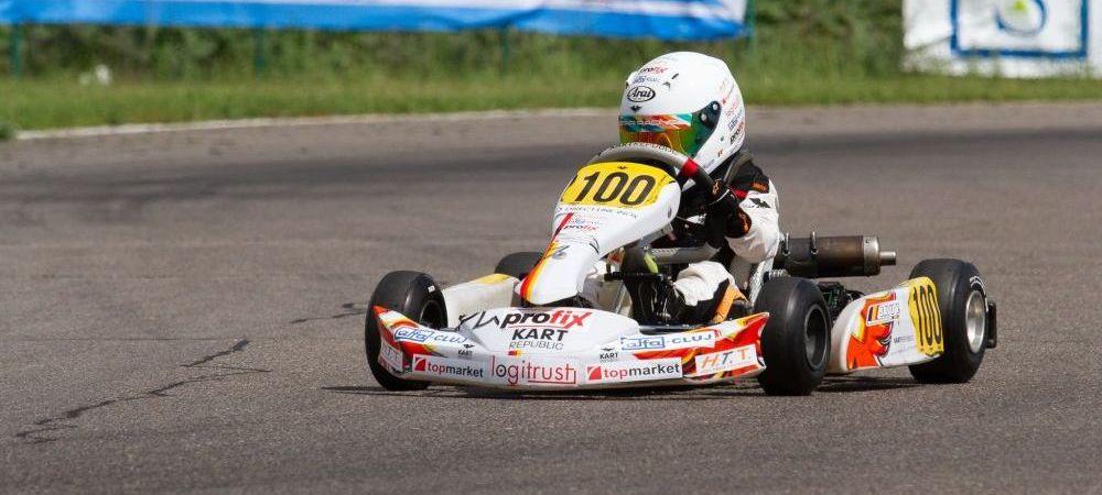 ACUM LIVE: Primul pas spre Formula 1 pentru cei mai talentati pusti ai Romaniei! Supercurse pe circuitul de karting
