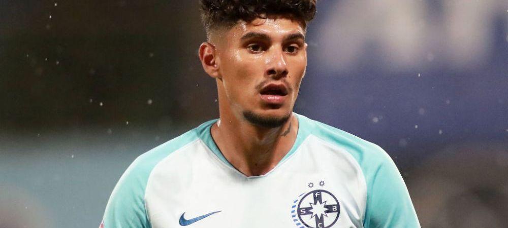 Urmeaza transferul de MILIOANE?! Florinel Coman s-ar putea bate cu City si Liverpool! Atacantul, pe lista unui club din Premier League